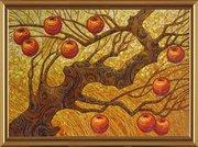 "ДК 1008-Нова Слобода ""Осенний сад"" 42x30 см"