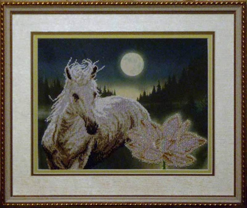 """10709-КиТ """"Лунная соната"""" 29х37,3 см"""