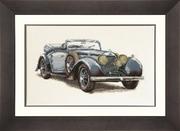 "М-085-Чаривна Мить ""Авто ADR bergmeister 1933"" 35х22 см"