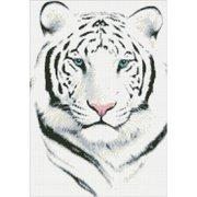 "М-306-Паутинка ""Белый тигр"" 43х30 см"