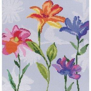 "М-570-РТО ""Цветы радуги"" 27,5х28 см"