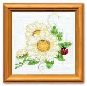 """1174-Риолис """"Цветочек"""" 10x10 см"""