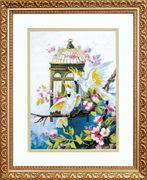 "РК-052ЧМ ""Свободу попугаям"" 18х24,5 см"