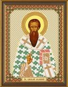 """С6108  """"Святитель Василий Великий"""" 13х17 см"""